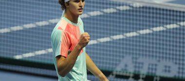 Alexander Zverev primera baja del Abierto Mexicano de Tenis