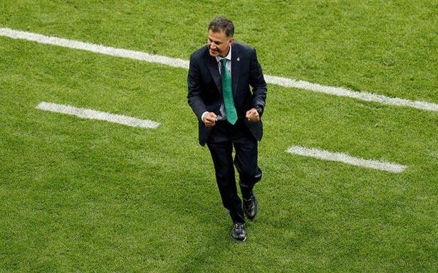 """Para Osorio, México carece de """"superatletas"""" por razones culturales pero no revela cuáles"""