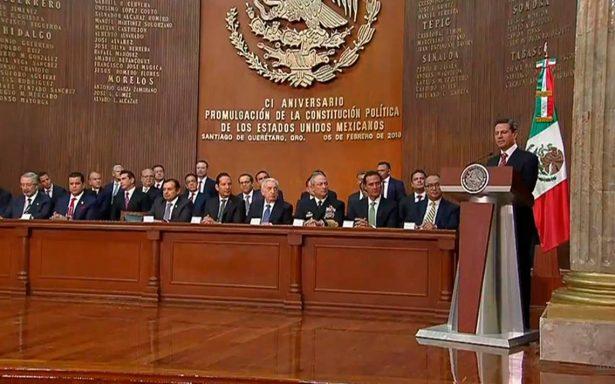 Este día se conmemora el triunfo de la República sobre la tiranía: Peña Nieto