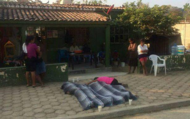 Enfrentamiento en comunidad de Acapulco deja al menos ocho muertos