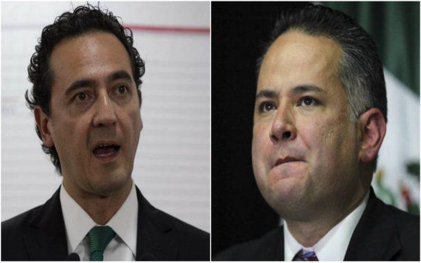 Destitución de Santiago Nieto de la Fepade no fue una orden de Los Pinos: PGR