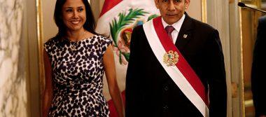 Tribunal de Perú revoca prisión preventiva de Humala y su esposa
