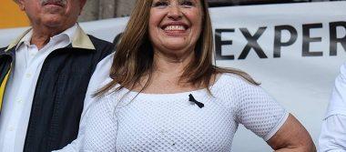 No quedará impune la violencia política de la que fui objeto: María Rojo