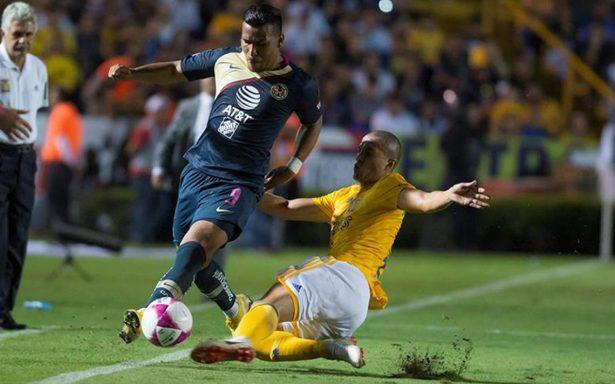 ¡Partidazo! Águilas del América se imponen 3 a 2 ante Tigres
