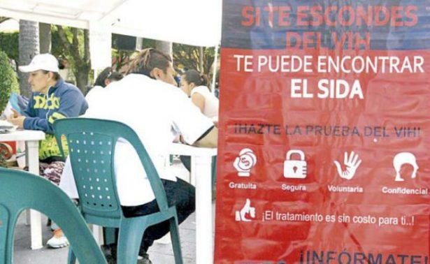 VIH fuera de control en Veracruz, alertan