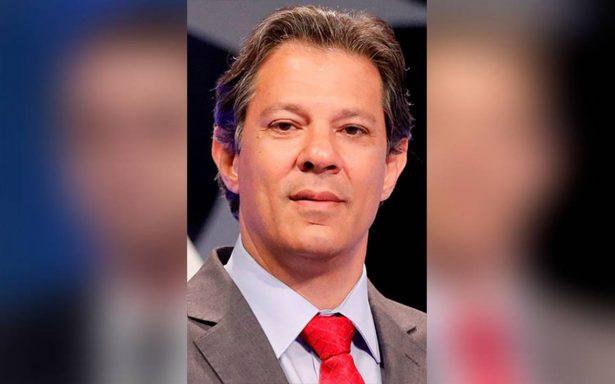 Fernando Haddad, bajo la sombra del carismático Lula