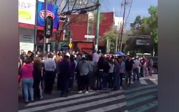 Sismo de magnitud 2.4 al norte de Coyoacán sorprende a capitalinos