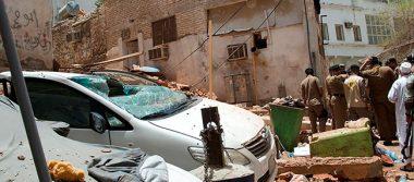 Policía saudí frustra ataque terrorista dirigido a peregrinos en La Meca
