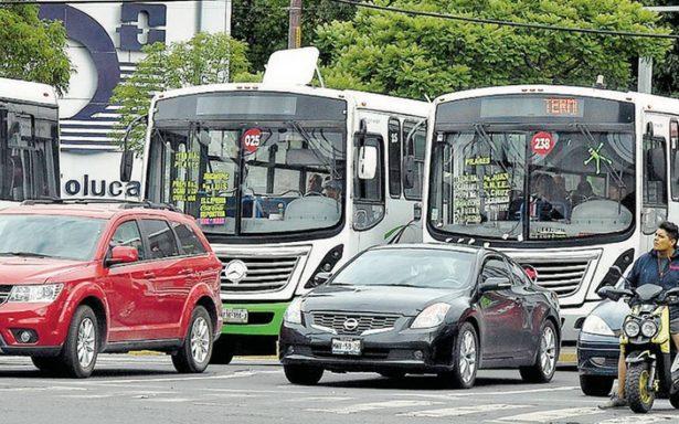 Transportistas solicitan mejora en movilidad a candidatos presidenciales