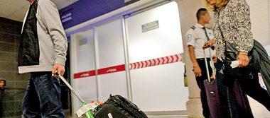 Desconcierto en aeropuertos de Washington y Londres