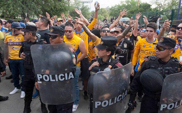 Edil 'tigre' no enviará seguridad al Clásico Regio; acusa a Rayados de peleoneros
