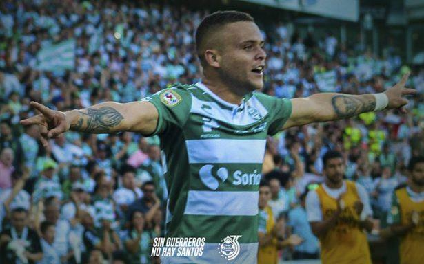 Bendito inicio: Santos vence con 2 goles a Lobos Buap