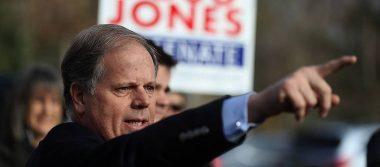 Demócrata Doug Jones gana elecciones en Alabama, bastión conservador de EU