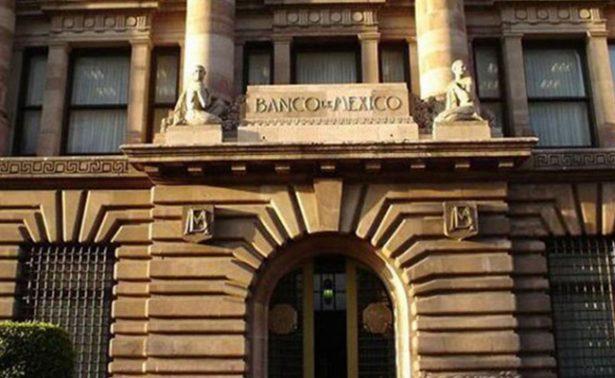 Reservas internacionales registran baja semanal de 29 mdd: Banxico