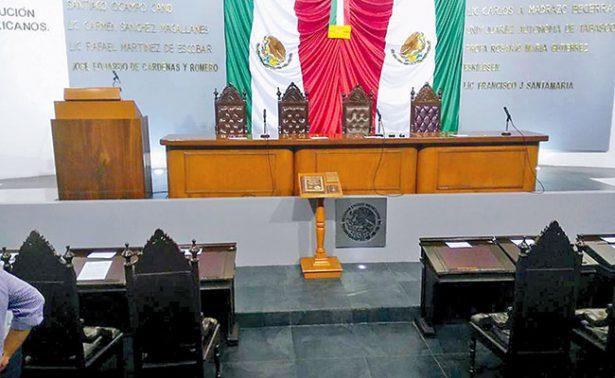 Crisis y parálisis  legislativa en Tabasco