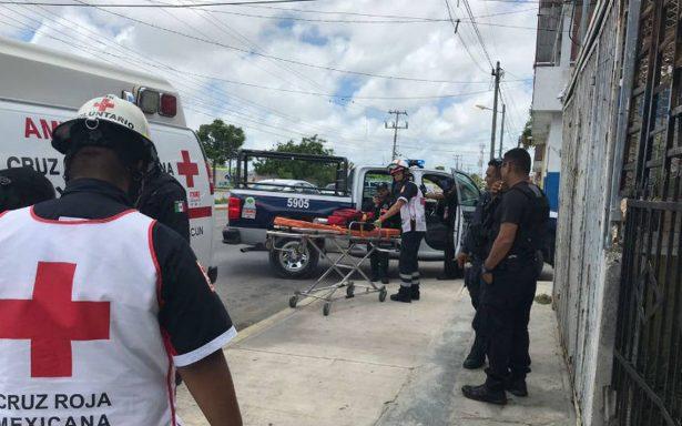 Hombres armados irrumpen en casa de campaña del PES en Cancún