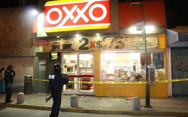 Atenderán tiendas Oxxo sólo por ventanillas para prevenir saqueos
