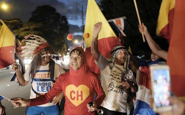 Conteo confirma segunda vuelta presidencial en Costa Rica