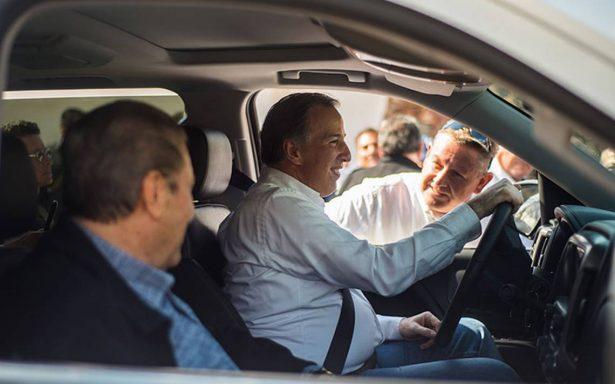 Niega Meade ser el 'padre de los gasolinazos'
