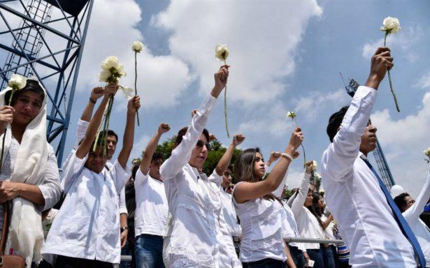 Un borrego no olvidará a otro borrego: así fue el homenaje a las víctimas del Tec de Monterrey