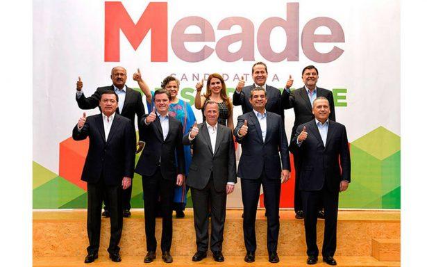 """Meade designa a sus """"comandantes"""" para reforzar campaña presidencial"""