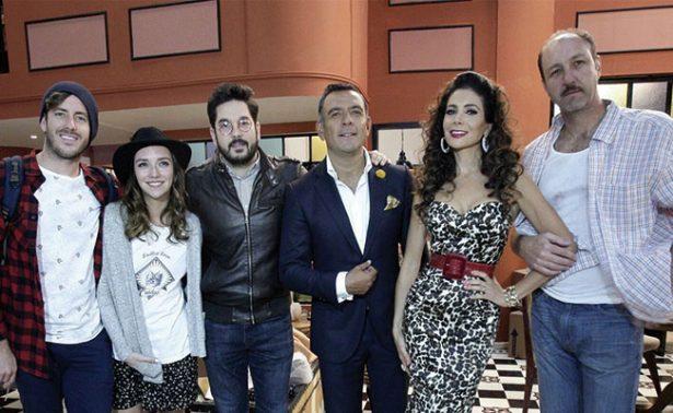 "Inicia Televisa programa de comedia ""Renta congelada"""