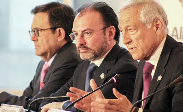 Impulsa México integración  comercial con la Alianza del Pacífico