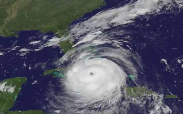 [Video] Afirman haber captado terrorífico rostro dentro del huracán Irma
