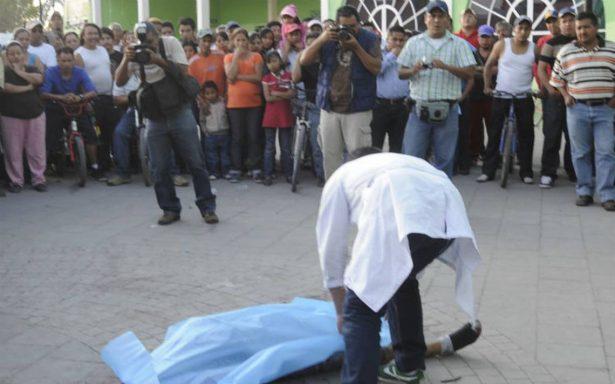 Exigen diputados acciones para evitar linchamientos y castigar a culpables
