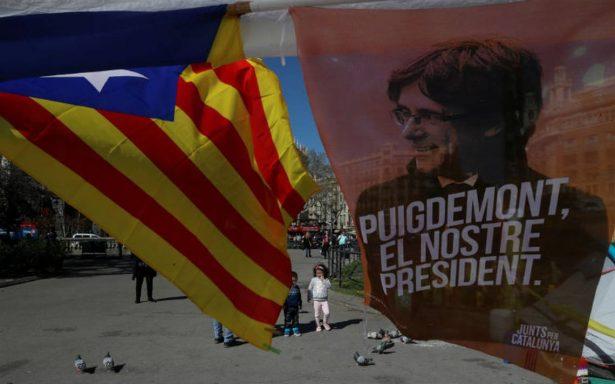 Fiscalía alemana pide extradición de Puigdemont a España