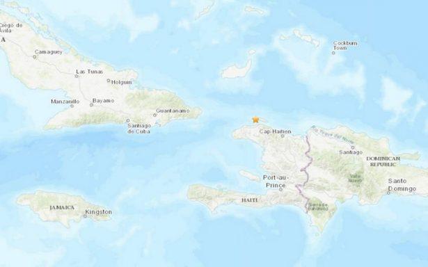 Nueva situación de pánico en Haití: reportan sismo de magnitud 5.2
