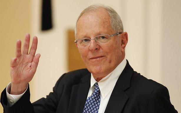 Señalan que actual mandatario de Perú fue consultor de Odebrecht
