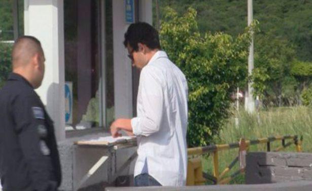 Tras 9 meses recluido, hijo de Guillermo Padrés sale de la prisión