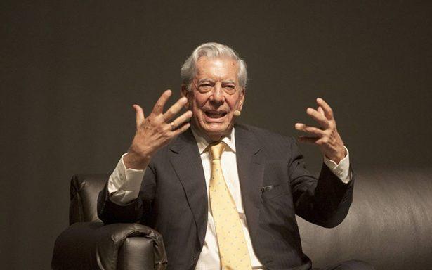 Vargas Llosa en contra del indulto a Fujimori