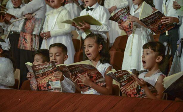 Guillermo Sánchez abre la música a los niños