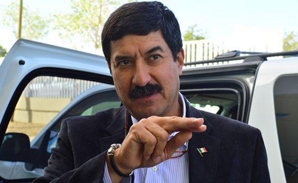 Javier Corral convoca a caravana contra la corrupción