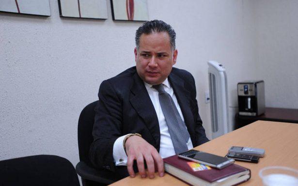Santiago Nieto busca silla en el Sistema Nacional Anticorrupción