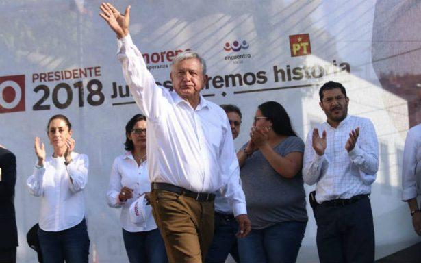 Citibanamex asume victoria de AMLO;  elecciones más un proceso, que un evento, sostiene
