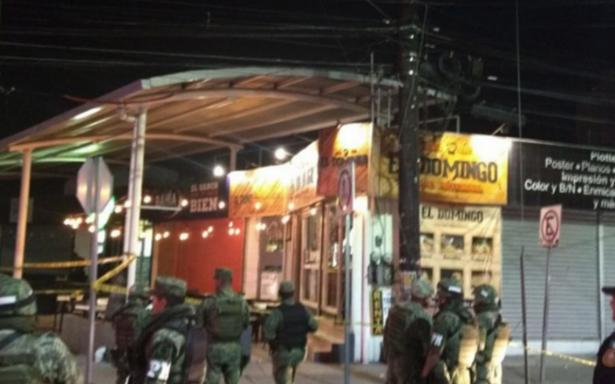 Por resistirse a asalto, hombre es baleado afuera del Tec de Monterrey