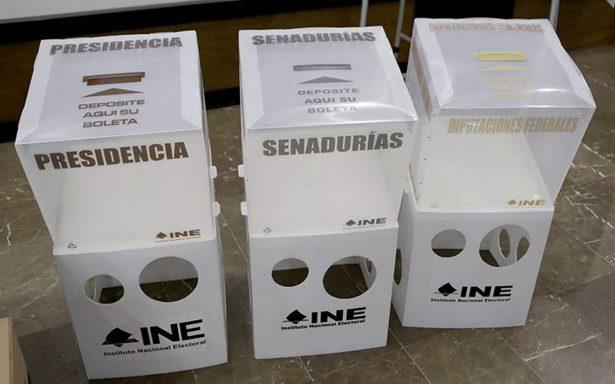 Próximo domingo inician campañas electorales en Chiapas y Veracruz