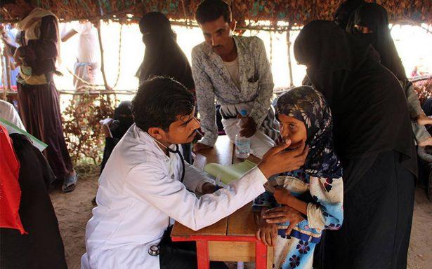 OMS pide a líderes mundiales dar cobertura universal de salud en 2030