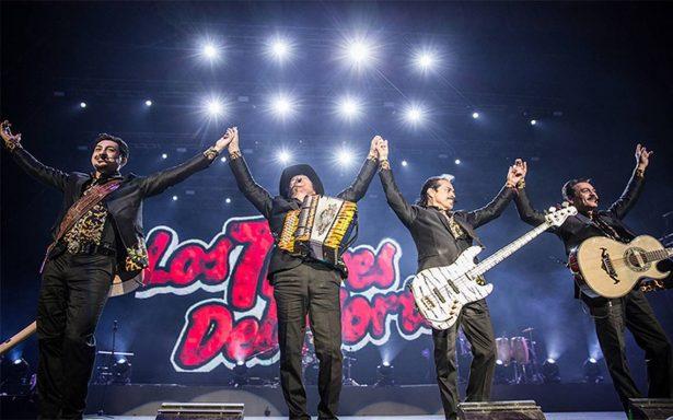 Los Tigres del Norte hacen rugir al público en el Auditorio