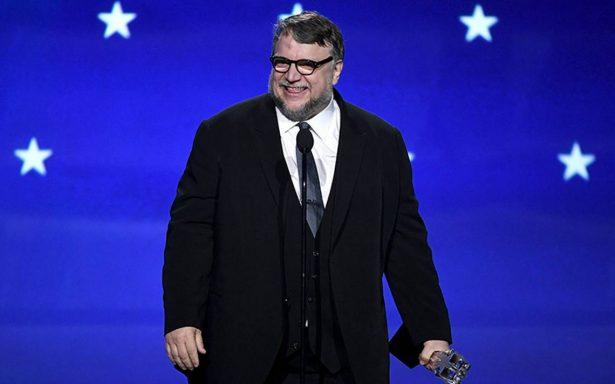 Guillermo del Toro triunfa en los Critics' Choice Awards 2018