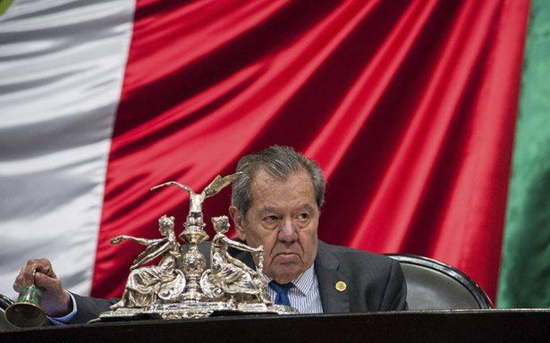 """""""Fuero no significa impunidad"""", le dice Muñoz Ledo a diputado tras choque en Hidalgo"""