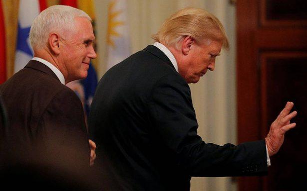 No viene Trump a la toma de posesión de López Obrador