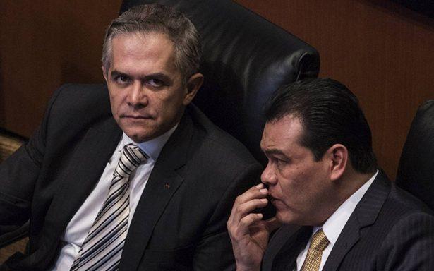 PRD en el Senado presenta propuesta de revocación de mandato
