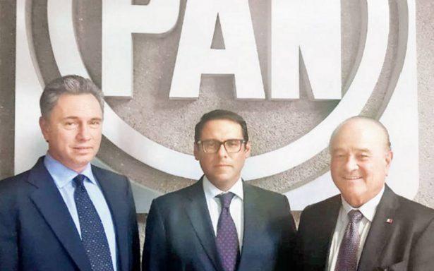 Aspirantes a la dirigencia del PAN patalean por cancha pareja