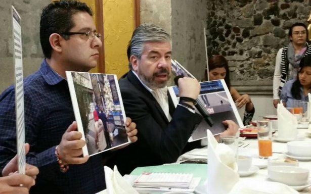 PRD denuncia ante Fepade a Morena por presunto desvío de recursos en la GAM
