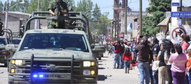 Comando secuestra a seis policías de Chihuahua