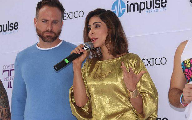 María León, se aleja del baile para enfocarse a promover Amor Ilegal